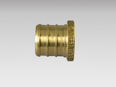Plugs - Pex Brass