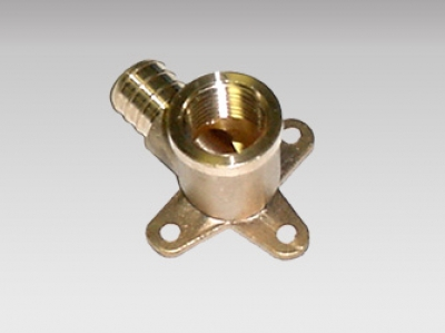 Drop Ear Elbow - Pex Brass
