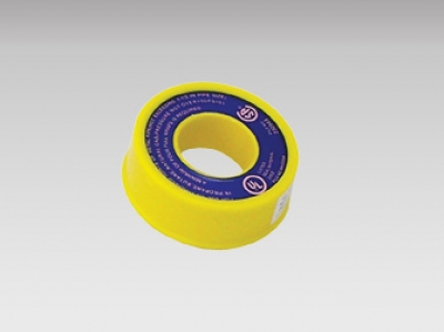 PTFE Tape - Yellow Gas Line