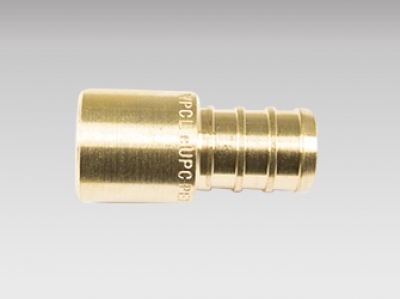 Male Adapter Sweat - Pex Brass